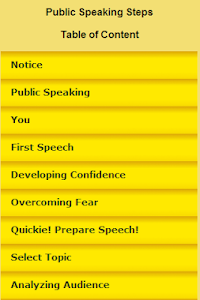 Public Speaking Superstar screenshot 0