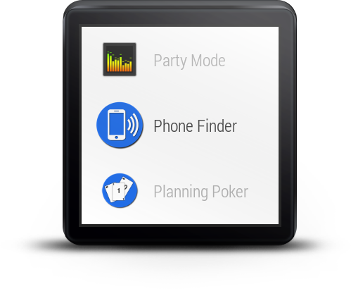 Tools For Android Wear- screenshot