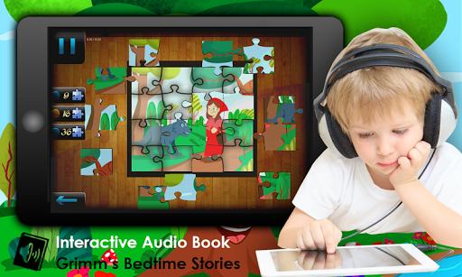 Grimm Tales Audiobook Puzzle 3