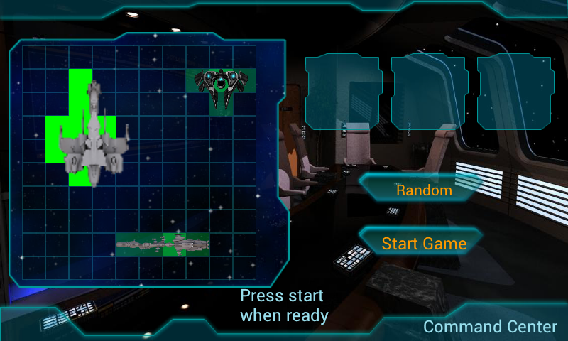 Space Battleships- screenshot