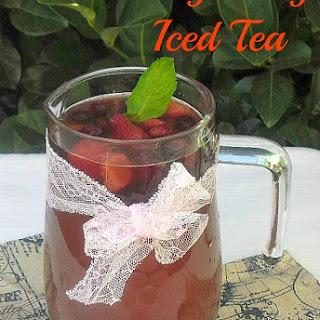 Very Berry Iced Tea.