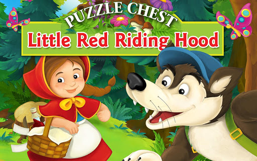 Red R. Hood Jigsaw Puzzle Game