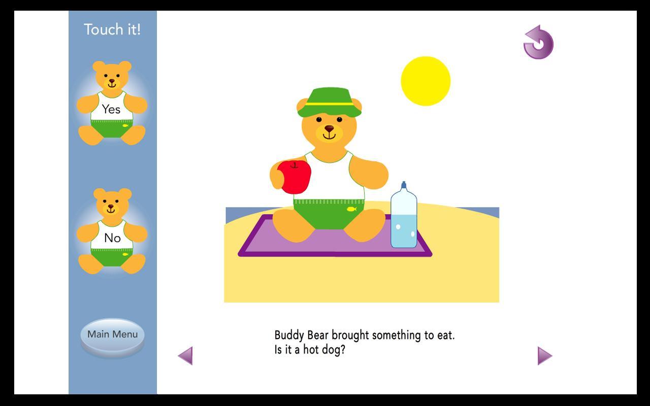 Autism & PDD Yes/No Lite- screenshot
