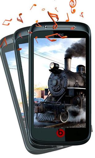 Steam Train Sound