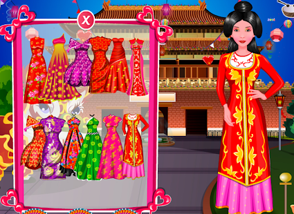 Chinese a makeover free – Kids - screenshot thumbnail