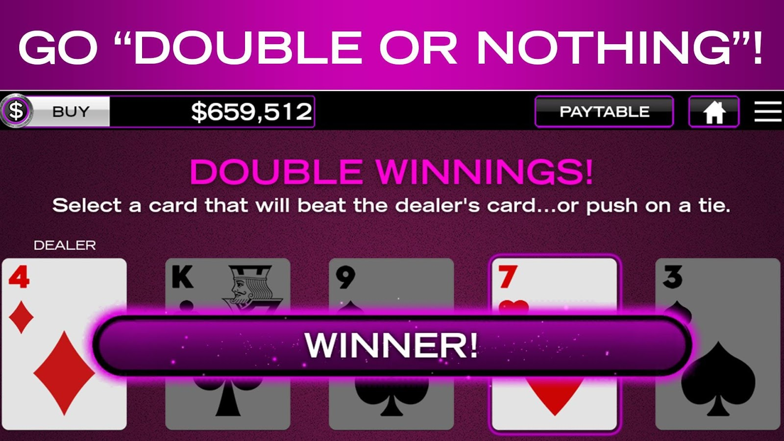 High 5 Casino Video Poker - Android Apps on Google Play