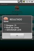 Screenshot of GlasDroid - Glasgow Coma