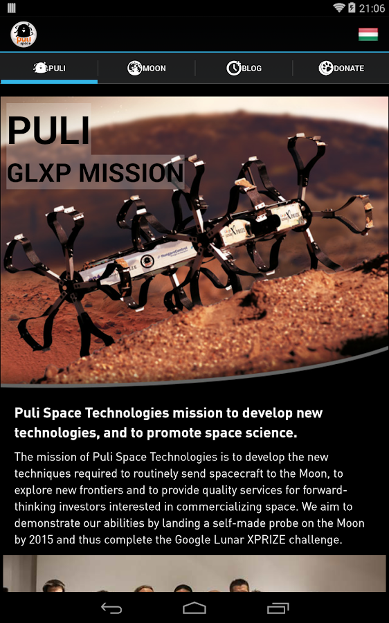 Puli Space - screenshot