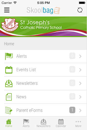 【免費教育App】St Joseph's CPS O'Connor-APP點子