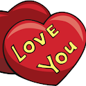 Candy Heart Valentines Texter logo
