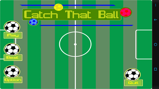 Catch That Ball