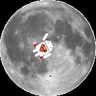 Lunar calendar icon