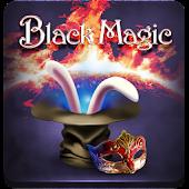 (FREE)BLACK MAGIC GO THEME