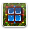 Xmas Garland Wallpaper icon
