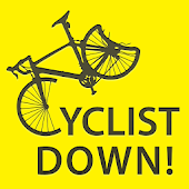 Cyclist Down