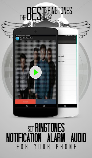 Best Ringtones Downloader Pro