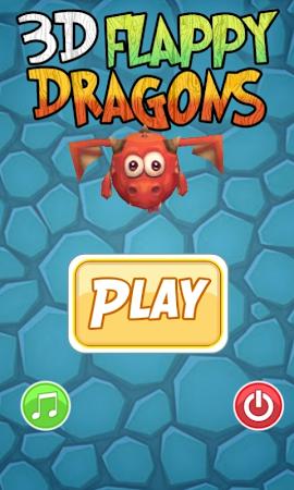3D Flappy Dragons Free 6 screenshot 105604