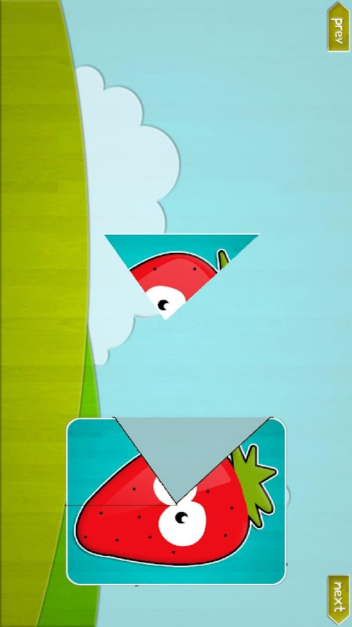 Kids Shape Puzzle Game - screenshot