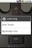 Screenshot of RockOut - Guitar
