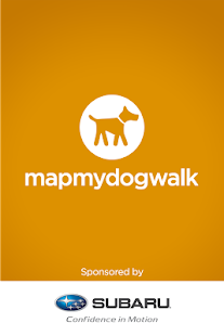 MapMyDogWalk- screenshot thumbnail