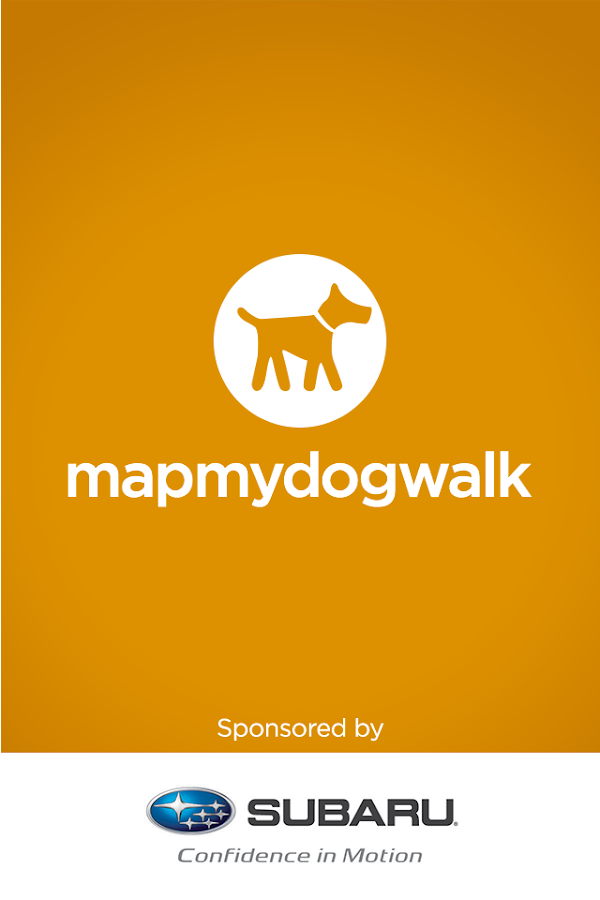 MapMyDogWalk- screenshot