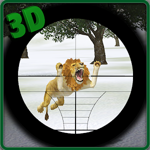 Lion Hunter 3D Sniper Shooter for PC and MAC