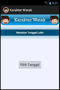 Karakter Watak- screenshot thumbnail