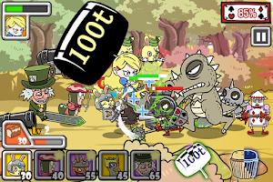 Screenshot of Bloody Alice Defense