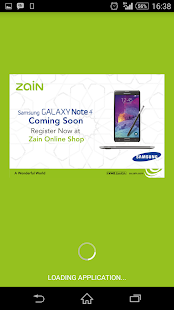 Zain SA - screenshot thumbnail