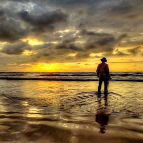 Surely Awaits by Johan Wan - Landscapes Sunsets & Sunrises