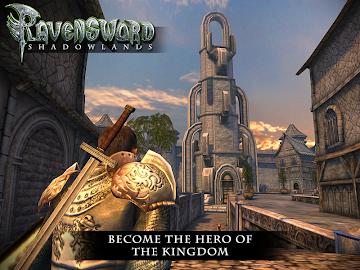 Ravensword: Shadowlands 3d RPG Screenshot 9