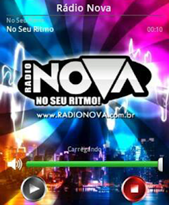 Radio Nova - No seu Ritmo screenshot 0