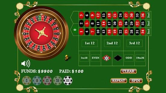 Roulette- screenshot thumbnail