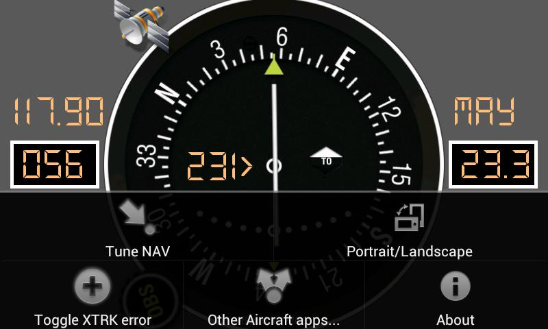 Aircraft VOR - screenshot