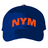 Baseball Pocket Sked - Mets