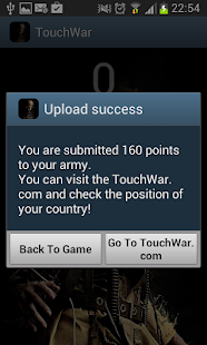 Touch War- screenshot thumbnail