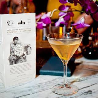 The Highland Fling Cocktail.