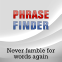Phrase Finder logo