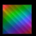 Pretty Rainbow Keyboard Skin icon