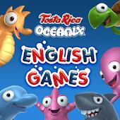 Oceanix: English Games