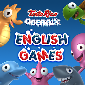Oceanix: English Games for PC and MAC