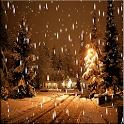 Kar Yağışı Canlı Duvar Kağıdı icon