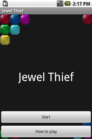 Jewel Thief FREE - screenshot