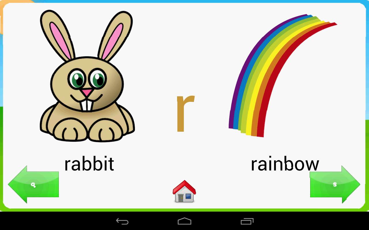 Learn the Alphabet Kids ABCs - screenshot