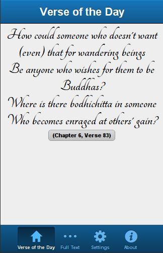 Shantideva Verses