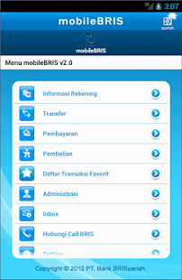 mobileBRIS - screenshot thumbnail