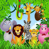 Kids Jungle Day animals sounds