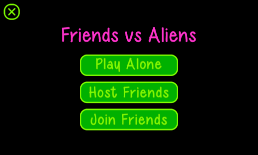Friends vs Aliens- screenshot thumbnail