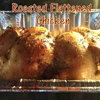 Roasted Flattened Chicken