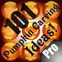101 Pumpkin Carving Ideas Pro icon